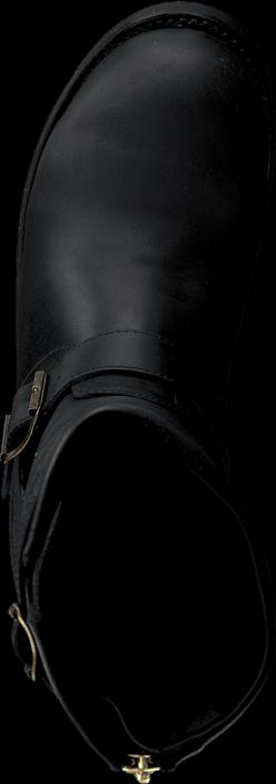 PrimeBoots - Silla Mid Black Brass