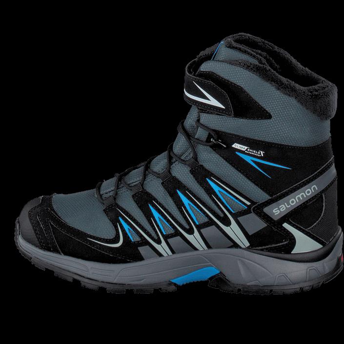 2c70ba8a Kjøp Salomon Xa Pro 3D Winter Ts Cswp J Grey blå Sko Online | BRANDOS.no