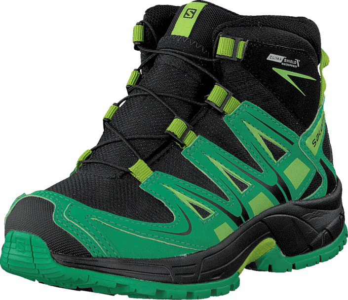 Salomon - Xa Pro 3D Mid Cswp K Bk/Real Green
