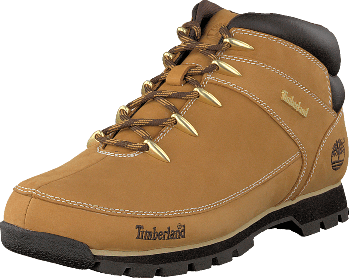 Timberland Euro Sprint Hiker Wheat CA122I Yellow