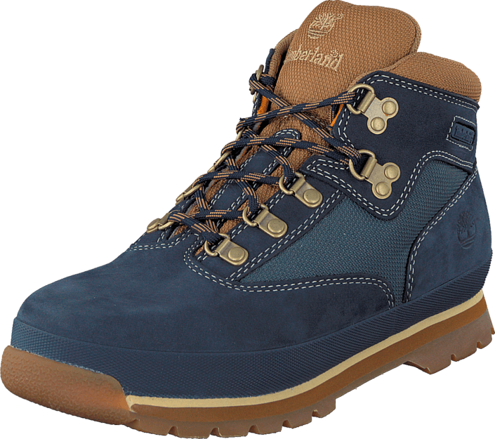 Timberland - Euro Hiker - Leather CA12W3 Blue