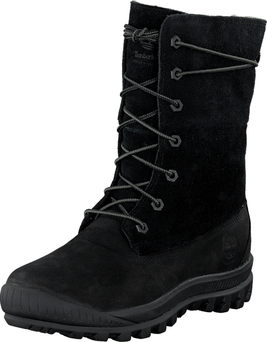 Timberland - Woodhaven Fleece Rol CA12Q3 Black