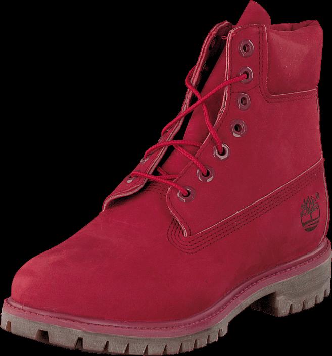 Timberland - 6 In Premium Boot CA1149 Red