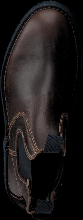Wrangler - Grinder Chelsea Dark Brown