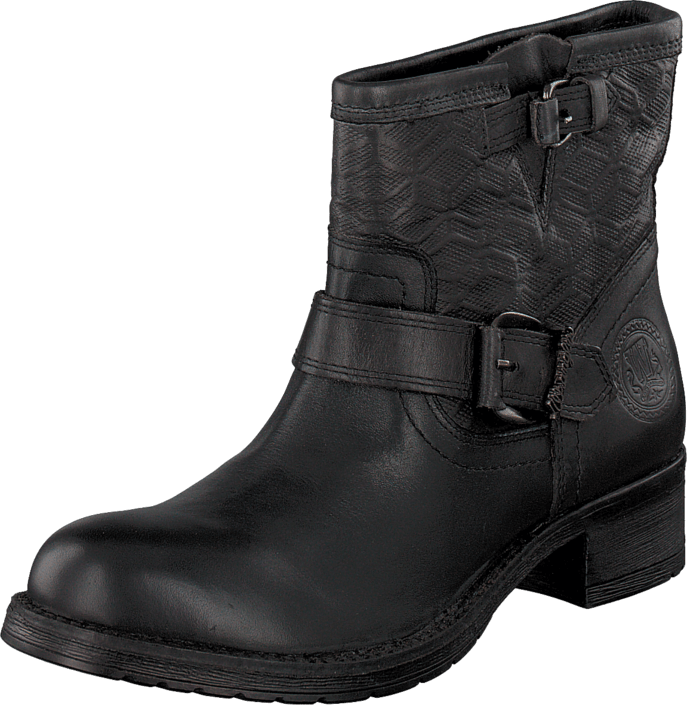 Wrangler - Fire Ankle Black