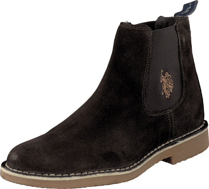 U.S. Polo Assn Faust 2 Dark Brown