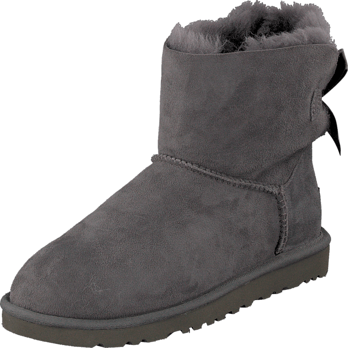 UGG Australia Mini Bailey Bow Grey
