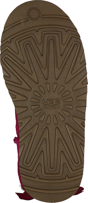 UGG - K Mini Bailey Bow Cerise