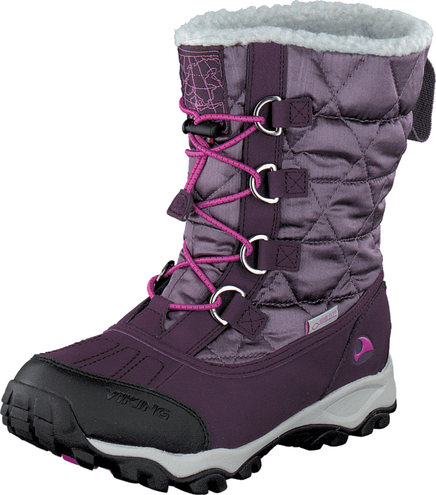 Viking - Wildfire Girl Purple/Fuchsia