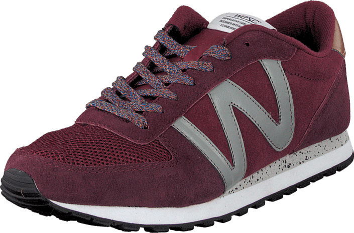 WeSC - Post Runner Burgundy