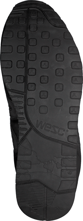 WeSC Post Runner Black