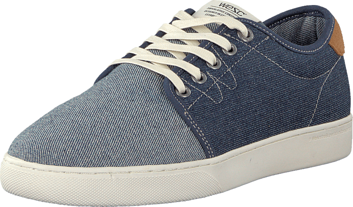 WeSC Off Deck Sneaker Blue