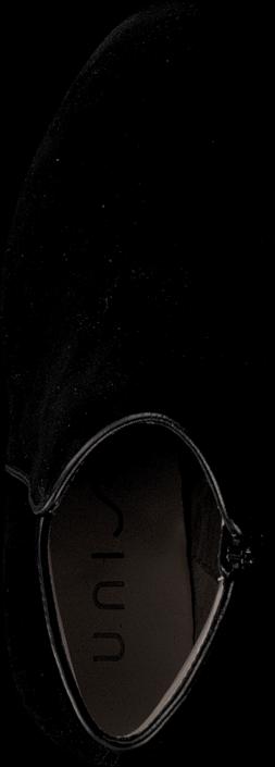 Unisa - Nerja Black Ks suede