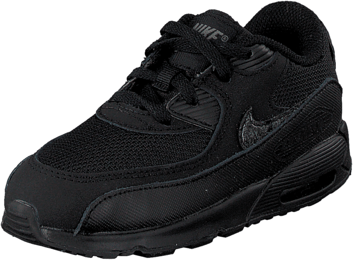Nike Nike Air Max 90 Mesh (Td) Black/Black-Cool Grey