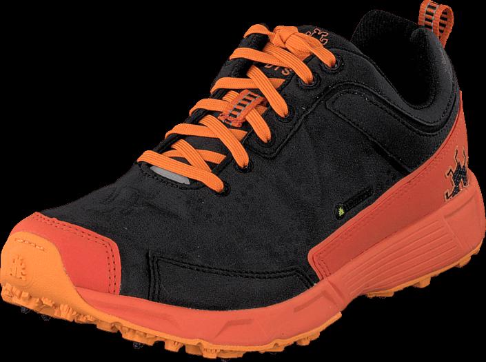 Footway SE - Icebug DTS2 BUGrip® Black/Sunset, Skor, Sneakers & Sportskor, Walkingskor, Svart 1647.00