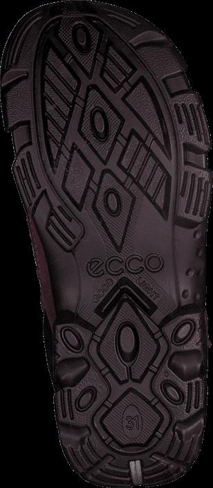 Ecco - ECCO SNOWBOARDER RED PLUM/RED PLUM/FUCHSIA