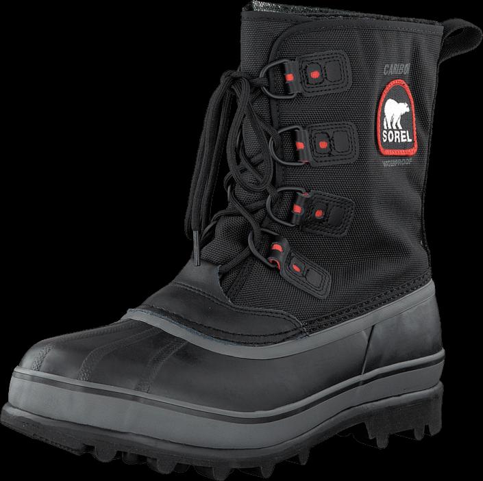 Footway SE - Sorel Caribou XT 010 Black Shale, Skor, Kängor & Boots, Varmfodrade kängor, Svar 1447.00