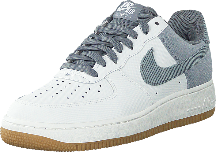 Nike - Air Force 1 Smmt Wht/Cl Gry-Wlf Gry-Gm Lgh