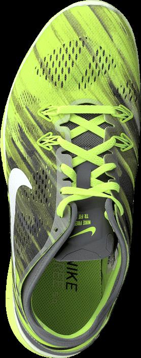 Nike - Wmns Nke Free 5.0 Tr Fit 5 Prt Volt/Grey