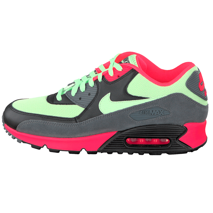 huge selection of 3b5b0 b2b28 ... release date kjøp nike nike air max 90 essential green dark grey black  vapor grønne sko