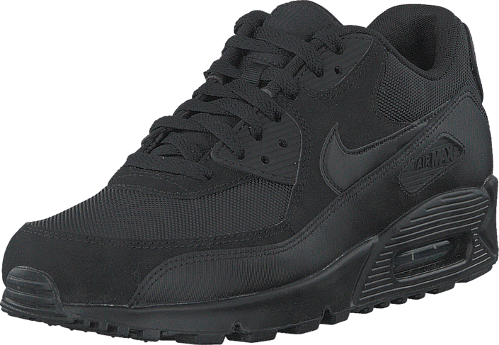 Nike - Nike Air Max 90 Essential Black/Black-Black