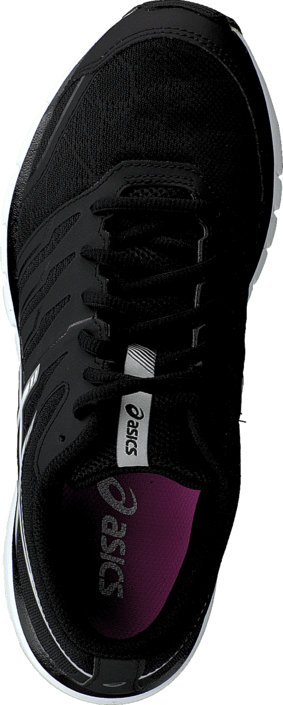 Asics - Gel Zaraca 4 Black/White/Silver