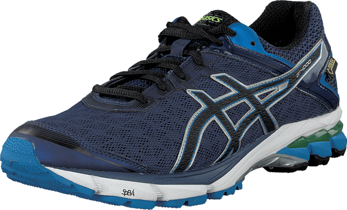 Asics - GT 1000 4 Gtx Indigo Blue/Black/Yellow