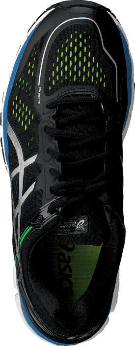 Asics - Gel Kayano 22 Black/Silver/Yellow