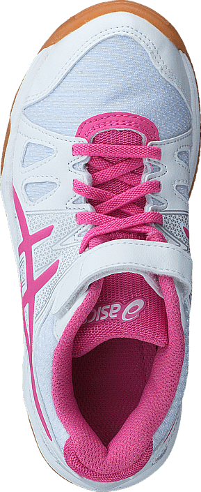 Asics - Pre-Upcourt Ps White / Azalea Pink / White