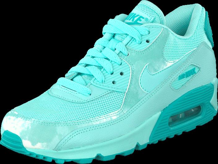 Nike - Nike Air Max 90 Printed Teal/Artisan Teal-White