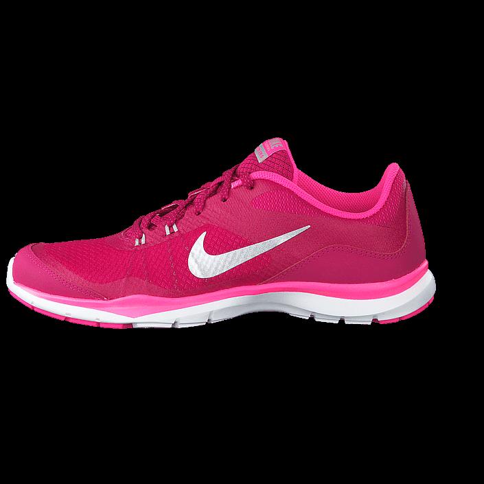 best website 6daa9 b38b9 Kjøp Nike Wmns Nike Flex Trainer 5 Sprt Fchs Mtllc Slvr-Pnk Pw-Vv rosa Sko  Online   BRANDOS.no