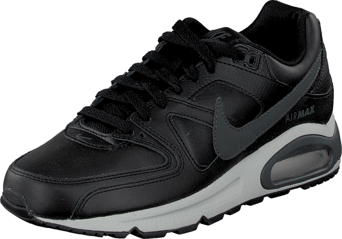 sports shoes 87c63 4e67e ... ireland nike nike air max command leather black 131de 1fa73