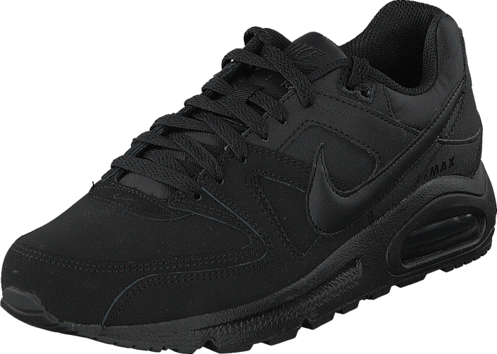 4dd85ba6 ... Nike - Nike Air Max Command Leather Black/Black-Anthracite ...