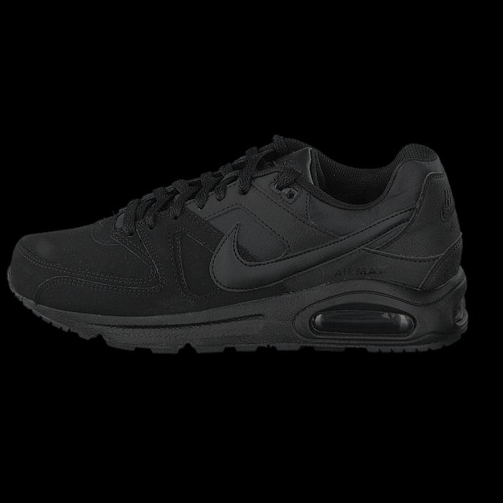 size 40 6f3ae 7743f ... italy kjøp nike nike air max command leather black black anthracite  svart sko online footway.