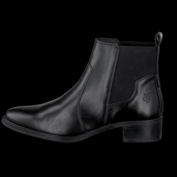 buy marc o 39 polo mid chelsea 990 black grey shoes online. Black Bedroom Furniture Sets. Home Design Ideas