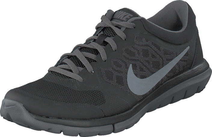 Nike - Nike Flex 2015 Rn Black/Cool Grey-Dark Grey