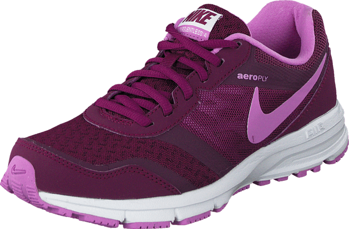 Nike Wmns Air Relentless 4 Msl Mulberry/Fuchsia Glow-White