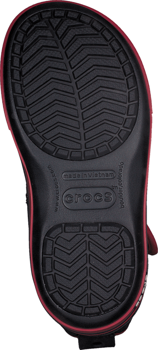 Crocs - Crocband II.5 Gust Boot Kids Navy/Red