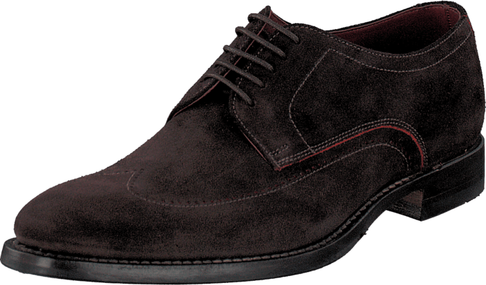Loake Victor Brown Suede