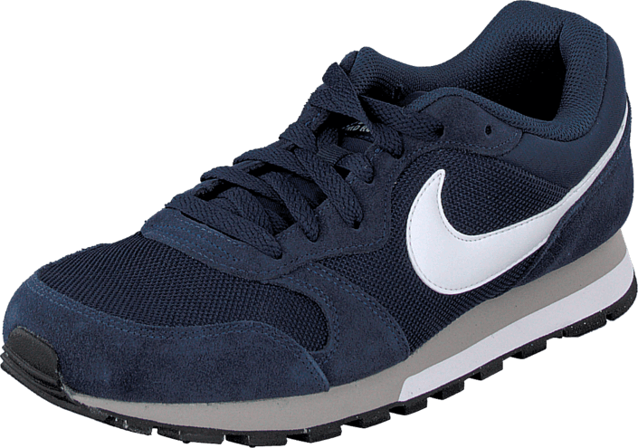 Nike Nike MD Runner 2 Midnight Navy/White-Wolf Grey
