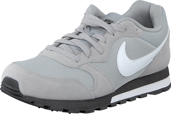 Nike - Nike Md Runner 2 Wolf Grey/White-Black