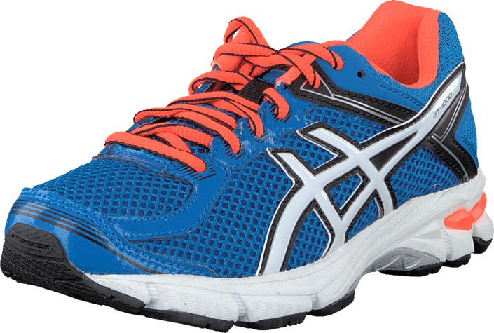 Asics - GT 1000 4 Gs Electric Blue