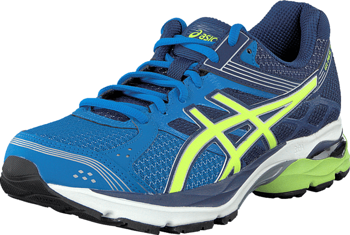 Asics - Gel Pulse 7 Electric Blue/Flah Yellow