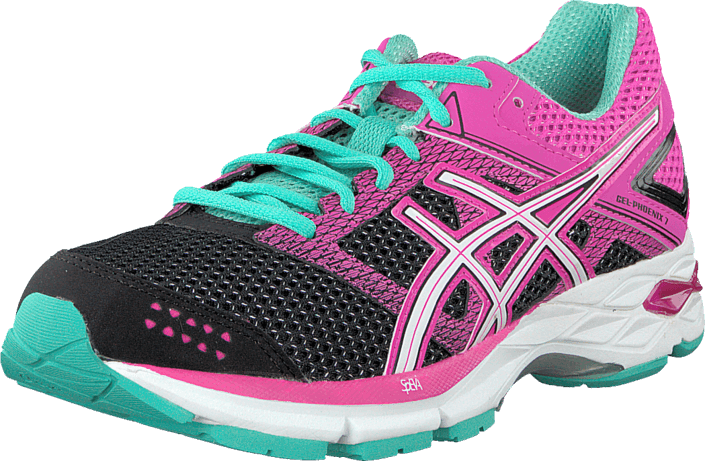 Asics - Gel Phoenix 7 Black/White/Pink