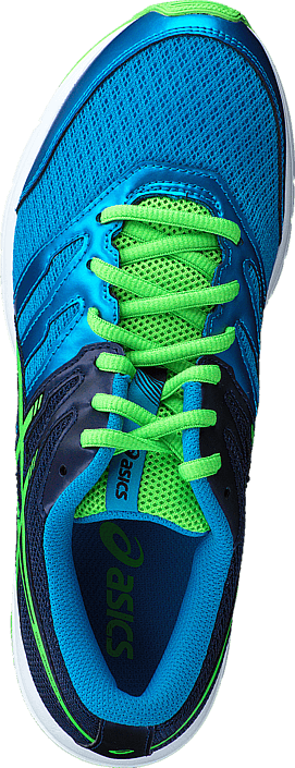 Asics - Gel Zaraca 4 Gs Methyl Blue/Green/Blue