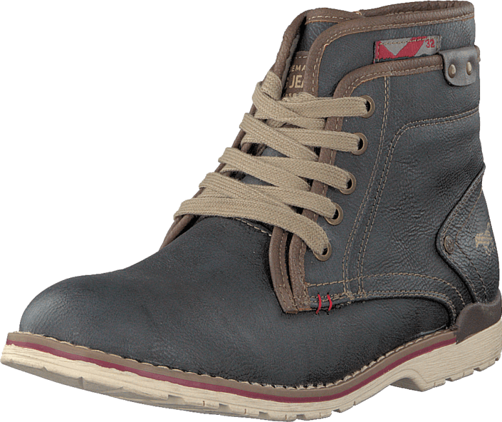 Mustang - 5032604 Youth Lace Bootie Graphite