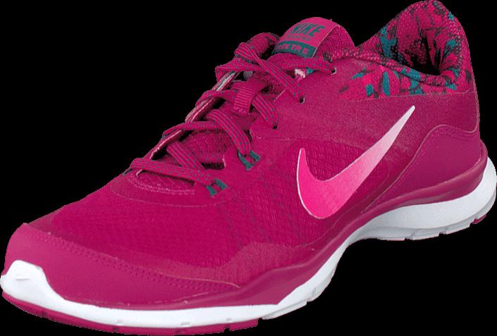 Nike - Wmns Nike Flex Trainer 5 Print Pink