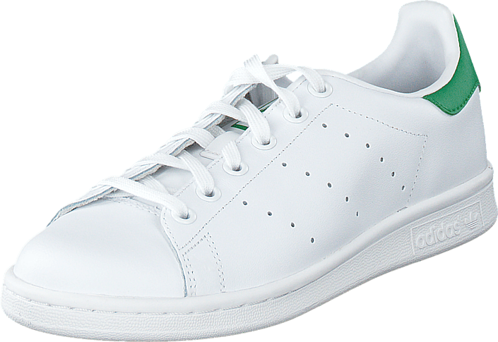 adidas Originals Stan Smith J Ftwr White/Green