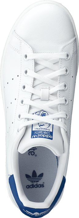 adidas Originals Stan Smith J Ftwr White/Eqt Blue S16