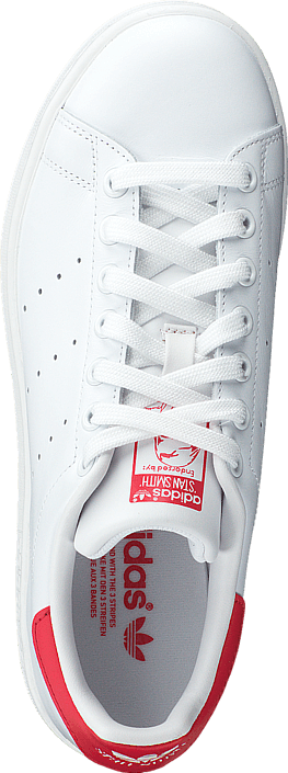 adidas Originals - Stan Smith Running White/Collegiate Red